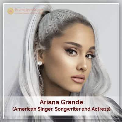 About Ariana Grande Horoscope