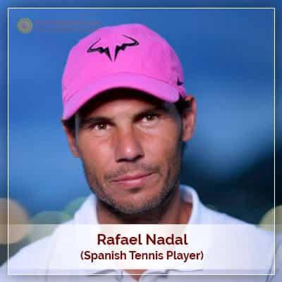 About Rafael Nadal Horoscope