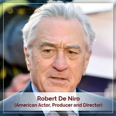 Robert De Niro Horoscope Prediction