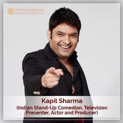 About Kapil Sharma Horoscope