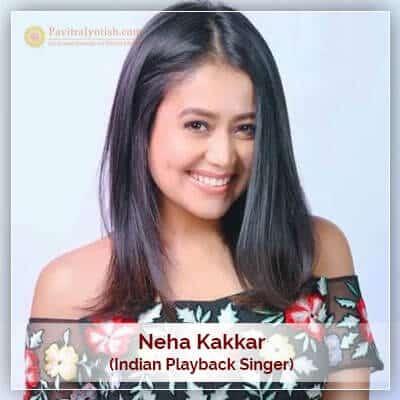 About Neha Kakkar Horoscope