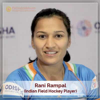 About Rani Rampal Horoscope