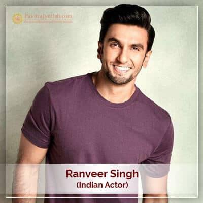 Ranveer Singh Horoscope Prediction