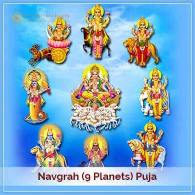 Navgrah (9 Planets) Puja