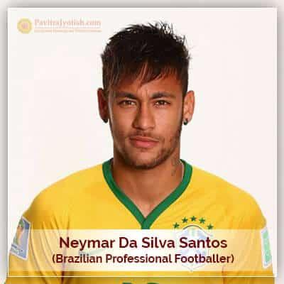 About Neymar da Silva Santos Horoscope