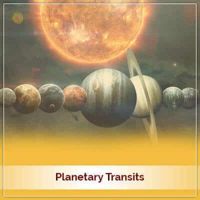 Planetary Astrology Transits