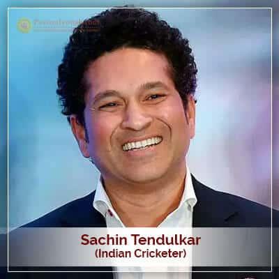 Sachin Tendulkar Horoscope Prediction