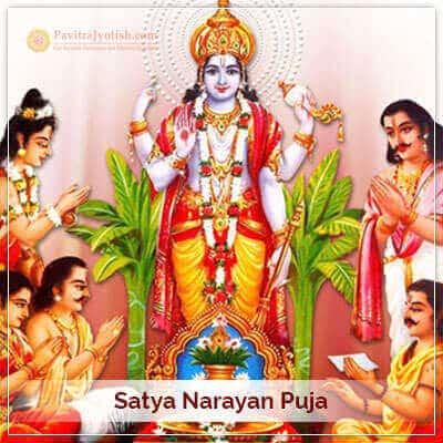 Satya Narayan Puja