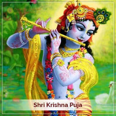 Shri Krishna Puja