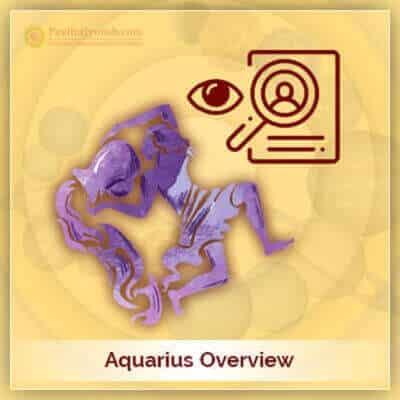 Aquarius Overview Horoscope