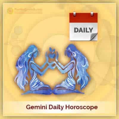 Gemini Daily Horoscope