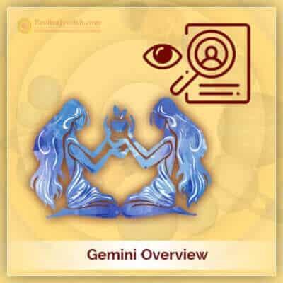 Gemini Overview Horoscope