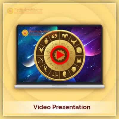 Vedio Presentation PavitraJyotish