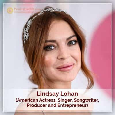 Lindsay Lohan Horoscope Astrology