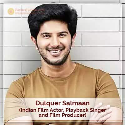 Dulquer Salmaan Horoscope Astrology