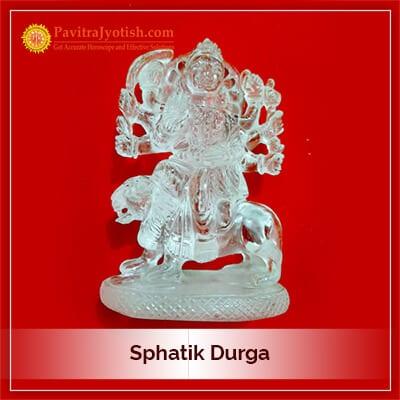 Sphatik Durga