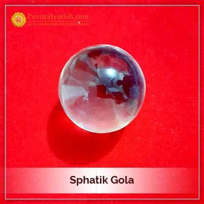 Original Sphatik Gola