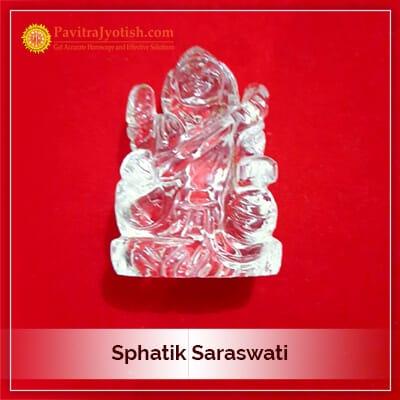 Sphatik Saraswati