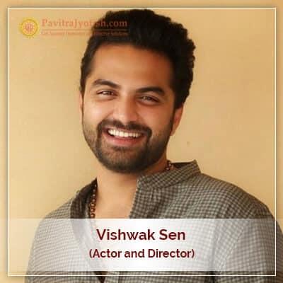 Horoscope Analysis About Vishwak Sen