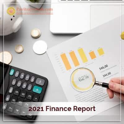2021 Finance Report