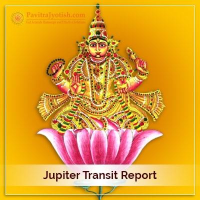 Jupiter Transit Report
