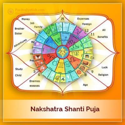 Nakshatra Shanti Puja