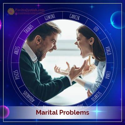 Marital Problems Astrology