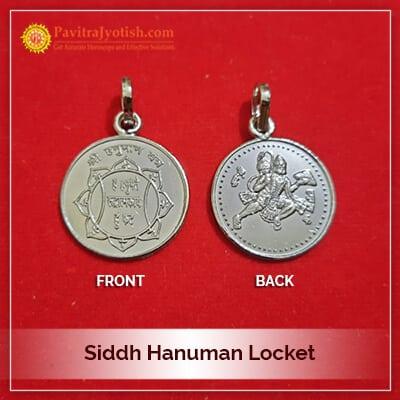 Siddh Hanuman Locket
